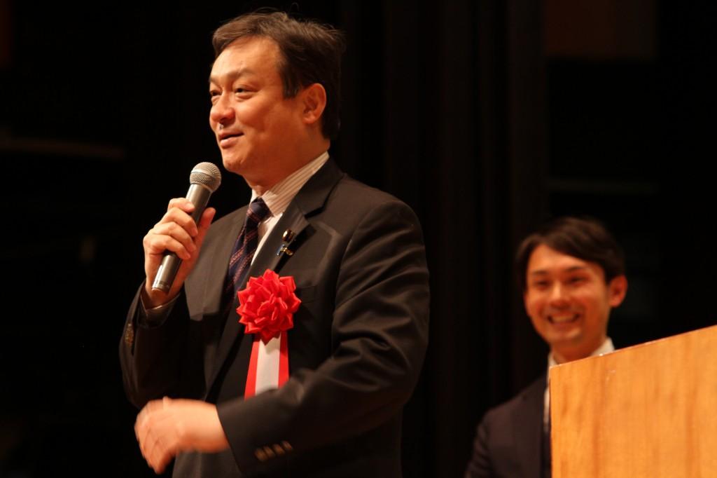 堀井参議院議員